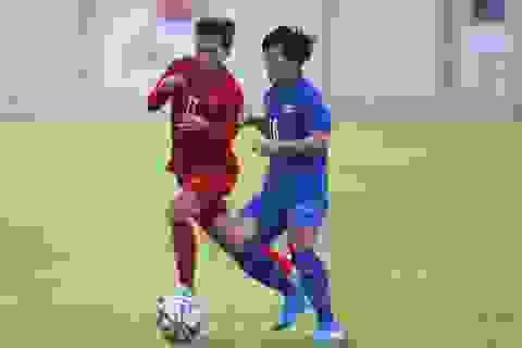 Đội tuyển nữ Việt Nam được thưởng 500 triệu đồng sau trận hoà Thái Lan