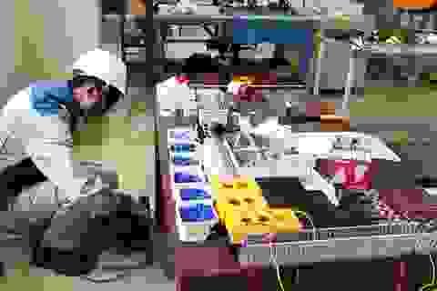 Thanh Hoá: Hơn 60 thí sinh so tài trong cuộc thi tay nghề năm 2019