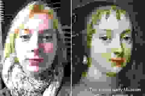 Thú vị ứng dụng kiểm tra ảnh chân dung của mình giống tác phẩm nghệ thuật nào