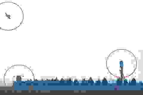 """Video Thổ Nhĩ Kỳ dùng F-16 Mỹ làm """"bia"""" thử nghiệm cho S-400 Nga"""