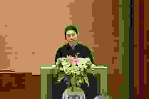 Chủ tịch Quốc hội: Kiên trì, kiên quyết bảo vệ chủ quyền trên Biển Đông