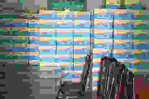 Quảng Bình: Thu giữ gần 130 ngàn chai sữa chua không giấy tờ đang trên đường đi tiêu thụ