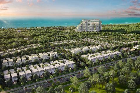 Đại gia bất động sản đổ về Bà Rịa - Vũng Tàu rót tiền đầu tư nghỉ dưỡng