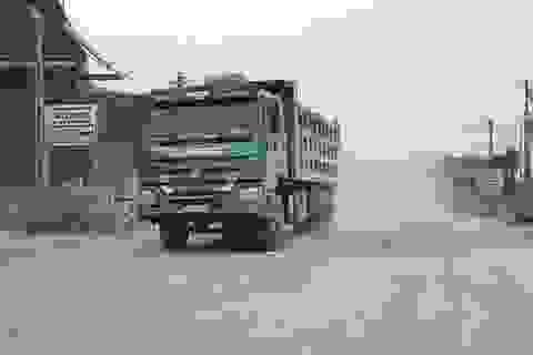 """Ninh Bình: Cận cảnh tuyến đường hơn 100 tỷ đồng chưa bàn giao đã """"nát bét""""!"""