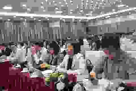 500 tổ trưởng chuyên môn dự tập huấn chương trình giáo dục phổ thông