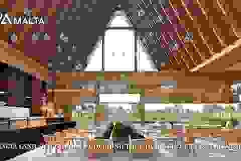 Ecopark grand - The island: Biệt thự nghỉ dưỡng xứng tầm thượng lưu