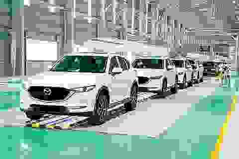 """Chuyên gia lo công nghiệp ô tô sụp đổ, doanh nghiệp kêu khó nhưng """"không bi quan"""""""