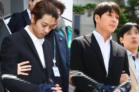 """Bê bối cưỡng dâm tập thể của Hàn Quốc: Jung Joon Young và Choi Jong Hoon lĩnh án """"bóc lịch"""""""