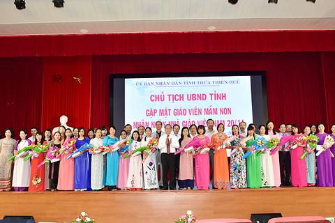 Thừa Thiên Huế: Xem xét tuyển dụng đặc cách với các giáo viên ký hợp đồng lao động trước 2016