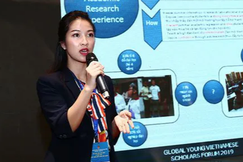 Khát vọng cống hiến cho đất nước của trí thức trẻ Việt trên thế giới