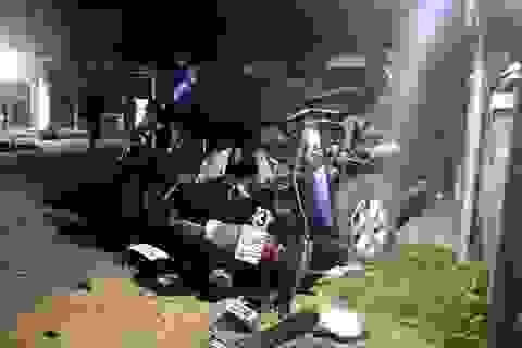 Vụ xe bán tải gây tai nạn liên hoàn: Tài xế có nồng độ cồn vượt quy định, không có bằng lái xe