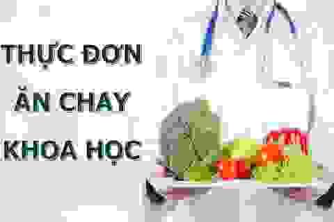 Cách ăn chay khoa học để phòng chống bệnh tật và đảm bảo dưỡng chất