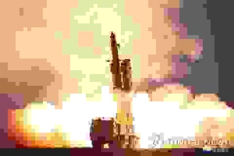 """Triều Tiên cảnh báo Thủ tướng Nhật Bản sớm thấy tên lửa đạn đạo """"bay ngang mũi"""""""