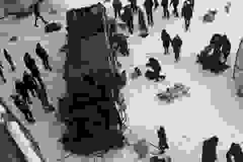 Xe buýt lao xuống sông ở Nga, 19 người chết