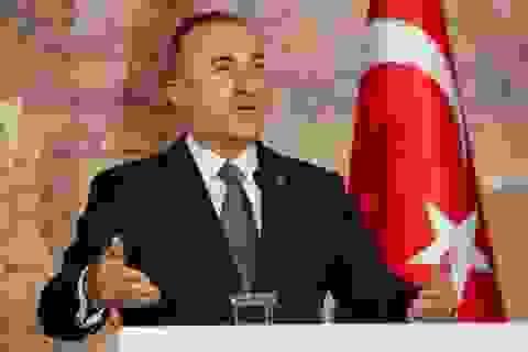 Ngoại trưởng Thổ Nhĩ Kỳ nói sẵn sàng cùng NATO chống lại Nga