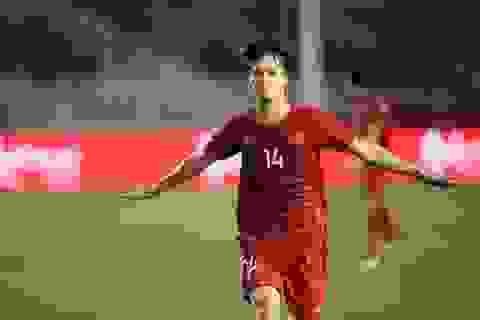 """""""Cánh chim"""" Hoàng Đức và tinh thần Việt Nam ở SEA Games"""