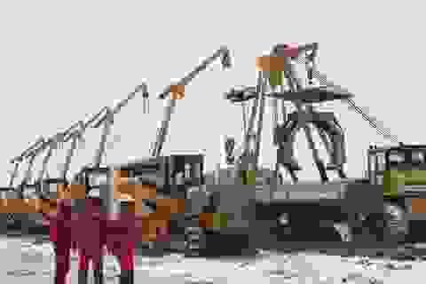 """Nga khánh thành đường ống khí đốt """"Sức mạnh Siberia"""" tới Trung Quốc"""