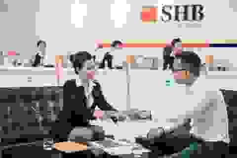 """SHB ưu đãi lãi suất và tặng gói bảo hiểm """"khủng"""" cho khách hàng vay vốn"""