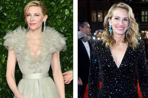 Cate Blanchett đọ sắc với Julia Roberts