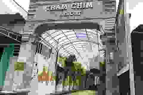 TPHCM: Sẽ cưỡng chế phá dỡ resort hơn 7.000m2 xây trái phép tại Bình Chánh
