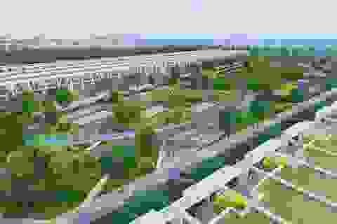 Sức hút đất nền gần khu đô thị cảng, khu công nghiệp Nam Sài Gòn