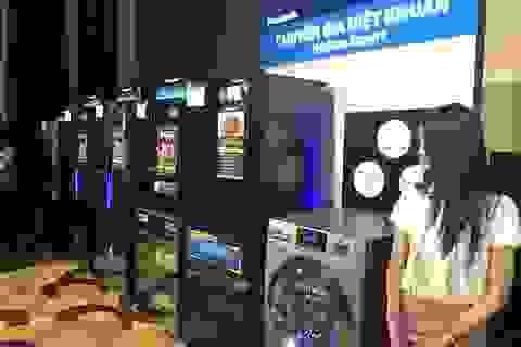Ô nhiễm gia tăng, tủ lạnh và máy giặt được trang bị công nghệ diệt khuẩn mới