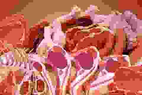 Loại dưỡng chất dồi dào trong thịt động vật có khả năng phòng, chống ung thư