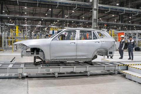 """Đề xuất cắt, giảm thuế tiêu thụ đặc biệt với ô tô điện, linh kiện """"nội"""""""