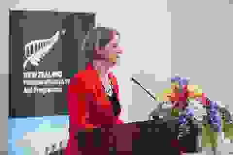 Đại sứ New Zealand chờ đón các tác phẩm sáng tạo của người Việt