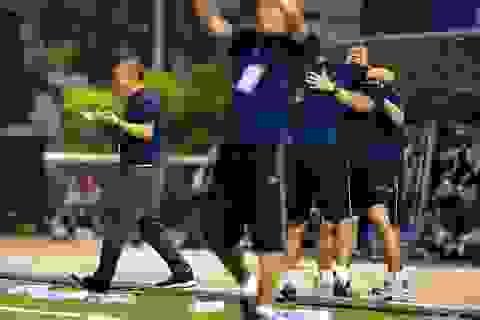 """Bản lĩnh thầy Park: Ngay cả khi học trò đang """"thua trắng"""", thầy vẫn vững vàng"""