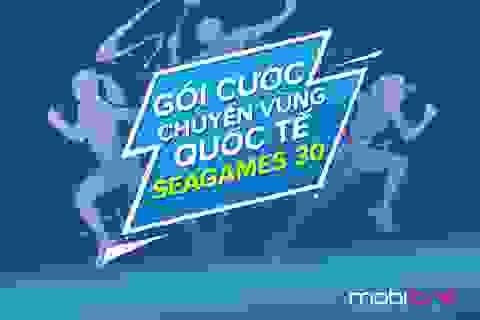 Dùng data ở Philippines với giá cước bằng trong nước khi cổ vũ Sea Games 30