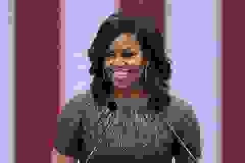 Cựu đệ nhất phu nhân Mỹ Michelle Obama dùng tiền bán sách hỗ trợ giáo dục trẻ em gái