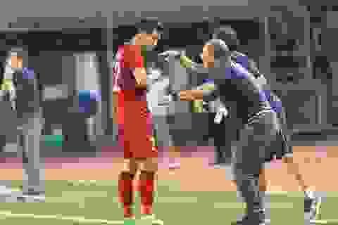 Chốt đối thủ đá tập của U23 Việt Nam tại TPHCM