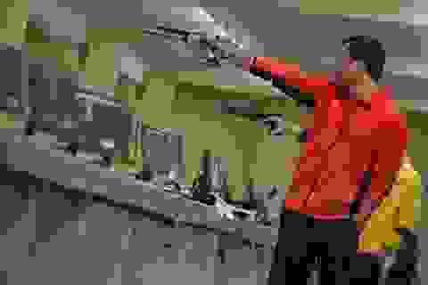"""Báo Singapore: """"Xuống phong độ, Hoàng Xuân Vinh vẫn hướng đến Olympic 2020"""""""