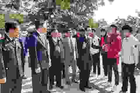 """Bộ trưởng Đào Ngọc Dung: """"Doanh nghiệp chính là trường nghề thực hành của thợ trẻ"""""""