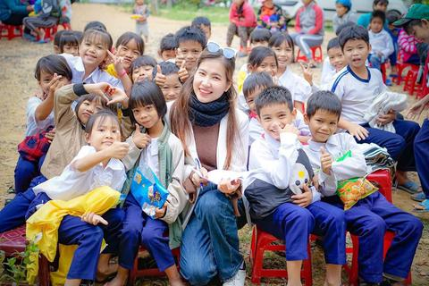 Những hình ảnh ấn tượng trong ngày hội Help-Portrait Việt Nam