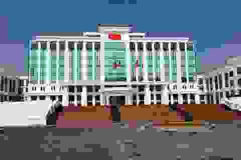 Trung tâm hành chính 650 tỷ đồng tại Thanh Hóa đi vào hoạt động