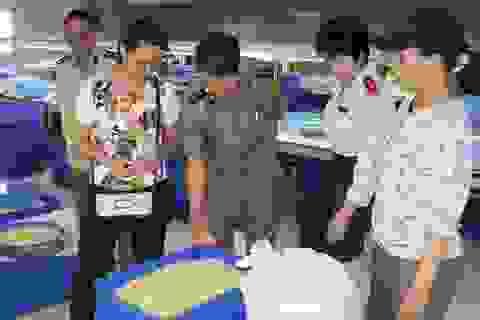 Hà Nội yêu cầu thanh tra an toàn thực phẩm 100% tại các quận huyện