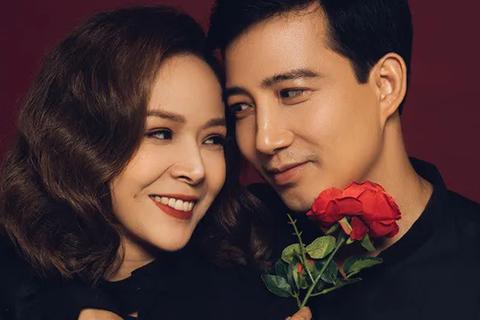 """Diễm Hương: """"Chồng tôi là một người đàn ông nhu mì"""""""
