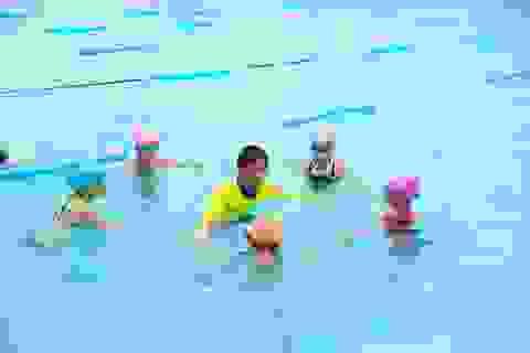 Quỹ từ thiện quốc tế nỗ lực giúp phòng chống đuối nước cho trẻ em Việt Nam