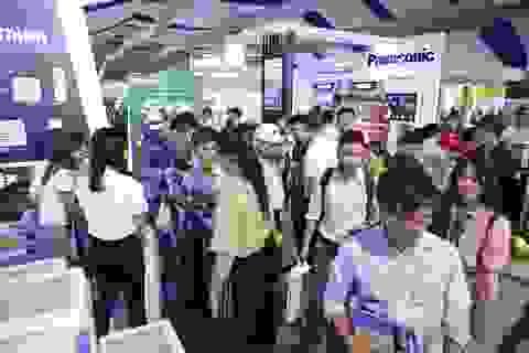 Novaland Expo gây ấn tượng mạnh với khách hàng, nhà đầu tư