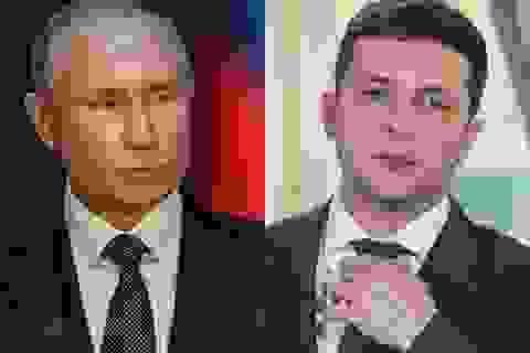 Tổng thống Nga - Ukraine bàn gì trong lần đối mặt đầu tiên?