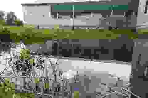 Vụ quy hoạch khu dân cư bỏ quên mương thoát nước ở Hà Tĩnh: Chốt thời hạn khắc phục