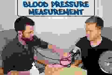 Đo huyết áp thế nào là đúng?