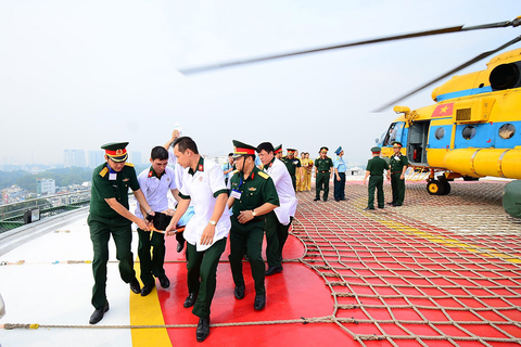 Bệnh viện Quân y 175 sắp khánh thành Viện Chấn thương chỉnh hình với mức đầu tư 2.200 tỉ đồng