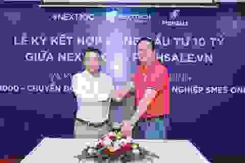 Quỹ đầu tư Việt đầu tư 10 tỷ vào DN đẩy mạnh bán hàng online
