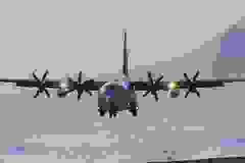 """Máy bay quân sự """"ngựa thồ"""" Chile chở 38 người mất tích"""