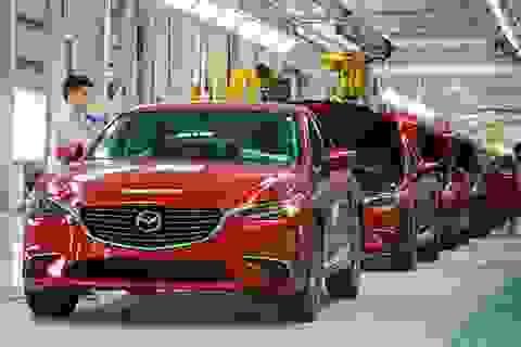 Nặng thuế phí ôtô tăng giá gấp đôi, giấc mơ xế hộp xa tầm với