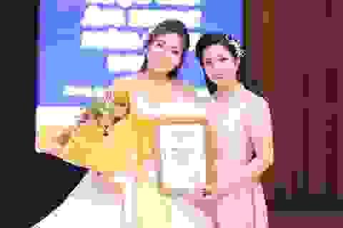 Nguyễn Đoàn Thảo Ly sẽ trở thành ngôi sao opera trong tương lai?