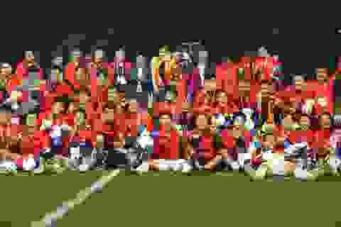 HLV Park Hang Seo chốt danh sách 28 cầu thủ chuẩn bị cho giải U23 châu Á